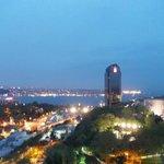 Hilton room view