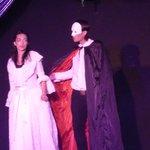 Erika with the Phantom