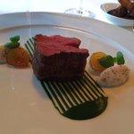 Wagyu-Beef im Kronenschlösschen