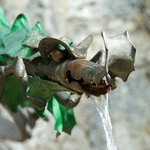 A rarely-seen Gaudi fountain: part of our Barcelona Experience treasure hunt programs.