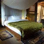 Laomadian deluxe room