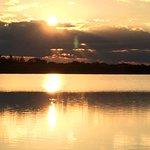 Boat cruise @ sunset 1