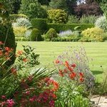 The beautiful Courts Gardens  set in the village of Holt.