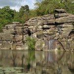Lovers' Leap at Plumpton Rocks