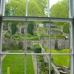 view of the garden from room 3