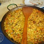 "Special ""paella"" from Carles"