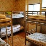 мужская 6-местная комната