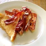 French Toast - A little bit more bacon would have been ideal