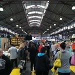 more clothing shops, souvenirs, crafts, etc.