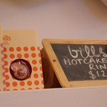 Bills Hotcake Ring
