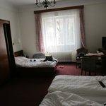 3er Zimmer, Einzelbett