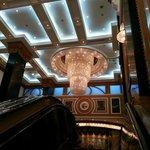 Entry into Gulf Hotel