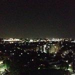 スカイスパからの夜景