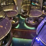 Hotel Foyer/Bar Lounge area