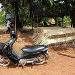 Experiencing village life