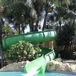 Fun water slide  :)
