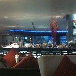 Mezzanine restaurant level
