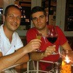 Mr. Rosi & Mr. Molina