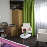 Chambre supérieur - Superior room Hôtel Paris Louis Blanc