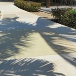 Anti-slip Concrete Test Strips - 5 different textures