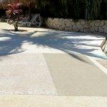 Anti-slip Concrete Test Strips
