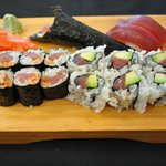 Tuna Lovers' Sushi Platter