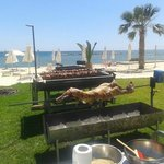 Easter Roast at the Beach Bar