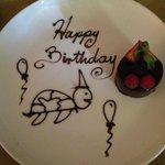 Birthday amenity