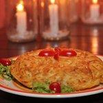 A famosa Batata Morro 2 Irmãos (carne de sol e queijo de coalho)