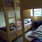 6-bed dormitory