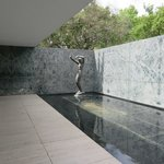 Kolbe's sculpture Dawn