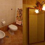 """Castel Sant'Angelo"" bathroom"