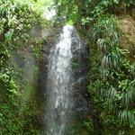 Waterfall tour.