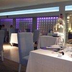 Fine Dining in the Krystal Restaurant