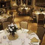 A 50th Anniversary Party in The Compass Rose Room. Via Allyson Voner Photography