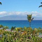 Oceanfront room view