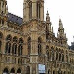 Eistraum in Wien, auch bei Regen und Schlechtwetter