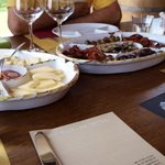Gambino Vineyard - we recommend the lunch