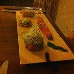 C'Yusha- saumon fumé au bois de hêtre