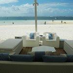 Bello e ottimo il ristorante sulla spiaggia