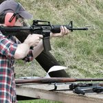 Nothing like shooting AR15
