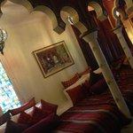 Abu Dhabi harem suite
