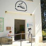 Estación de observación de buitres. Zaframagón