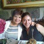 con mi hija