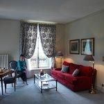 Suite n°3 : le salon.