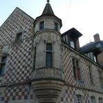 Un hôtel particulier du 16ème siècle.