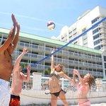 Beach Volleyball at DBR
