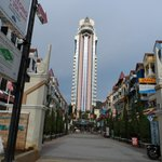 The tallest hotel in patong