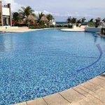 Pool in Hacienda section