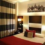 Hôtel design et sympa